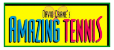 David Crane's Amazing Tennis logo
