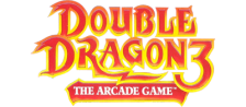 Double Dragon 3 - The Arcade Game logo