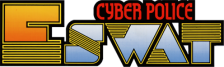 ESWAT - City Under Siege logo