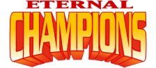 Eternal Champions logo