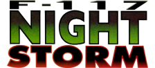 F-117 Night Storm logo