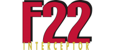 F-22 Interceptor logo