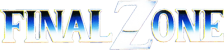 Final Zone - FZ Senki Axis logo