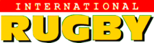 International Rugby logo