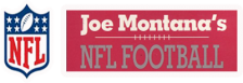 Joe Montana Football logo