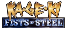 Ka-Ge-Ki - Fists of Steel logo