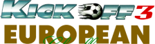 Kick Off 3 - European Challenge logo