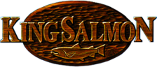 King Salmon - The Big Catch logo