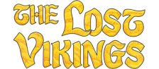 Lost Vikings, The logo