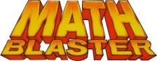 Math Blaster - Episode 1 logo