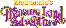 McDonald's Treasure Land Adventure logo