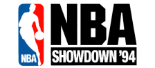 NBA Showdown '94 logo