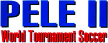Pele 2 - World Tournament Soccer logo