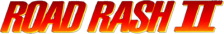 Road Rash 2 logo