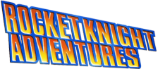 Rocket Knight Adventures logo