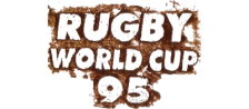 Rugby World Cup 95 logo