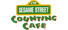Sesame Street Counting Cafe logo