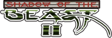 Shadow of the Beast II logo