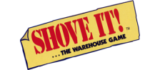 Shove It! ...The Warehouse Game logo
