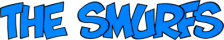 Smurfs, The logo