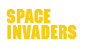 Space Invaders '91 logo