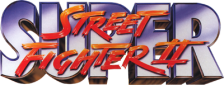 Super Street Fighter II - The New Challengers logo