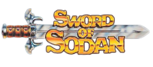Sword of Sodan logo