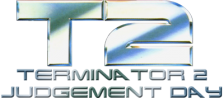 T2 - Terminator 2 - Judgment Day logo