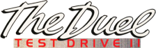 Test Drive II - The Duel logo