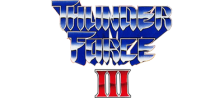 Thunder Force III logo