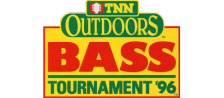 TNN Outdoors Bass Tournament '96 logo