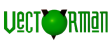 Vectorman logo