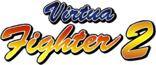 Virtua Fighter 2 logo