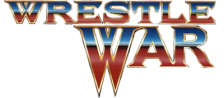 Wrestle War logo