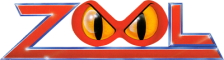 Zool - Ninja of the 'Nth' Dimension logo