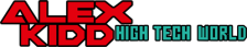 Alex Kidd - High-Tech World logo