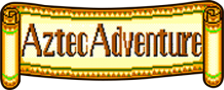 Aztec Adventure - The Golden Road to Paradise logo