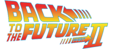 Back to the Future Part II logo