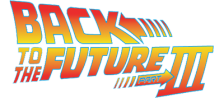 Back to the Future Part III logo