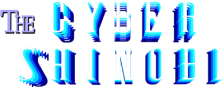 Cyber Shinobi, The logo