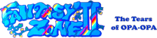 Fantasy Zone II - The Tears of Opa-Opa logo
