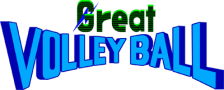 Great Volleyball logo