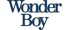 Wonder Boy logo