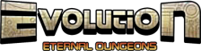 Evolution - Eternal Dungeons logo