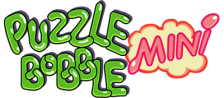 Puzzle Bobble Mini logo
