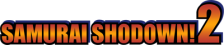 Samurai Shodown 2 - Pocket Fighting Series logo