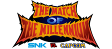 SNK vs. Capcom - The Match of the Millennium logo