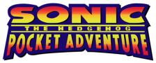 Sonic the Hedgehog Pocket Adventure logo