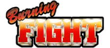 Burning Fight logo