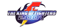 King of Fighters 2001, The logo